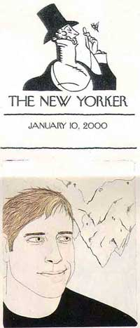 New Yorker Caricature